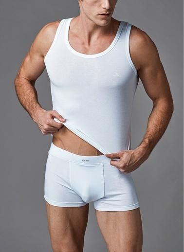 Eros Çamaşır Takım Beyaz